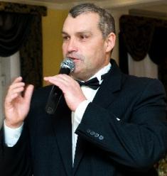 Ведущий-тамада Полунин