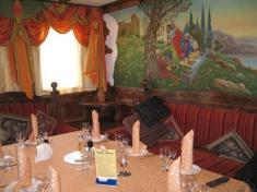Бакинский Дворик, ресторан