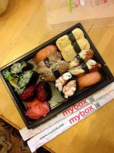 Mybox, суши-бар