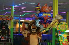 Джунгли, детский развлекательный центр
