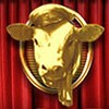 Золотой теленок, кафе