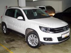 Volkswagen Tiguan (белый)