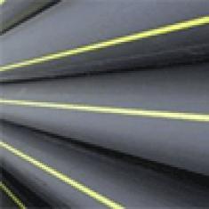 Трубы для газопроводов из полиэтилена (ПНД)
