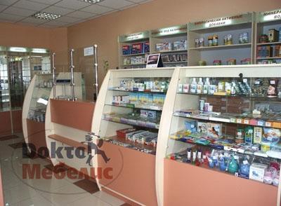 «ДОКТОР МЕБЕЛИС» — это торговая марка торгового оборудования для аптек