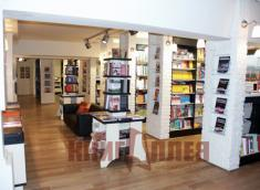 «КнигАллея» — это торговая марка специализированного торгового и выставочного оборудования