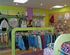 Магазины детских товаров и детские отделы - оборудование
