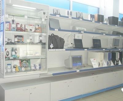 Магазины и отделы бытовой техники