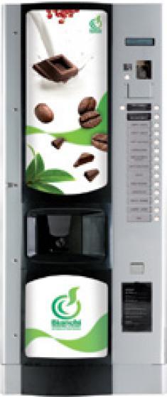 Кофейный автомат Bianchi LEI 600