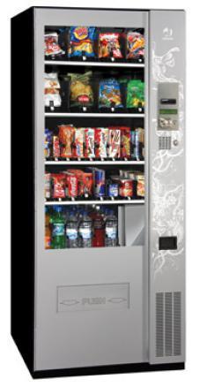 Торговый автомат Jofemar Easy Combo