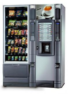 Торговый автомат KIKKO Es6 + SNAKKY LX