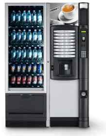 Торговый автомат KIKKO Es6 + SNAKKY SL