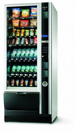 Торговый автомат Necta Snakky Max 7-36
