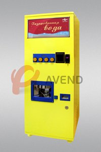 Торговый автомат газированной воды Родник Эконом