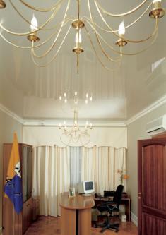 Натяжные потолки в Рязани