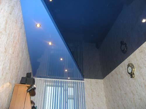 Натяжные потолки от Егорыча