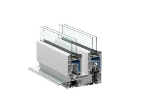 Vekaslide - инновационное решение для панорамных раздвижных дверей