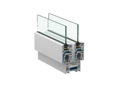 Раздвижная система остекления балконов и лоджий Sunline