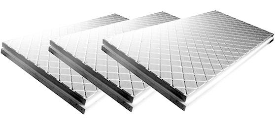 Теплоизоляционные плиты из пенополистирола