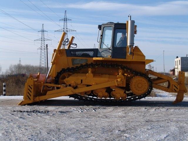 Бульдозер ТМ-10