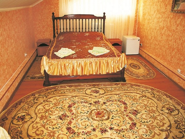 СТАНДАРТ с двуспальной кроватью
