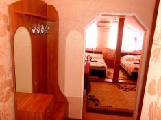 КОМФОРТ с двумя двуспальными кроватями
