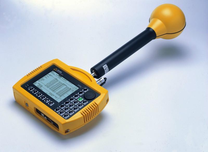 Измерение электромагнитного поля