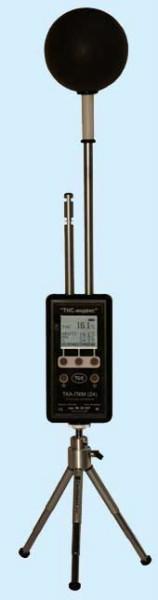 Измерение параметров микроклимата 2