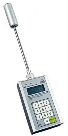 Измерение напряженности электростатического поля