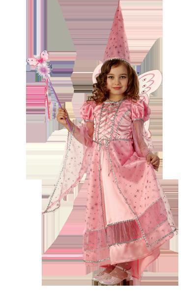 Костюм Фея розовая