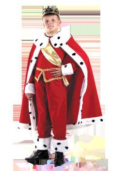 Костюм Король