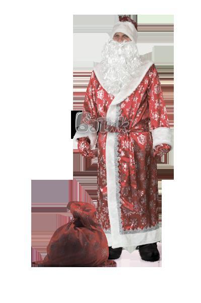 Дед Мороз 188 красный