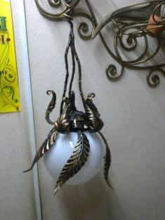 Декор кованый