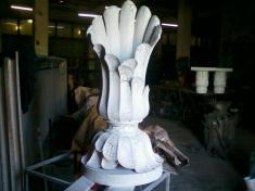 Декоративные изделия кованые