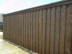 Изготовление и монтаж деревянных заборов