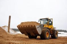 Продажа строительного песка
