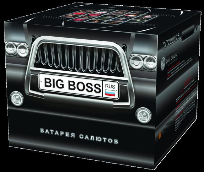 Салютная батарея Биг Босс