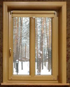 Окна от компании Satels