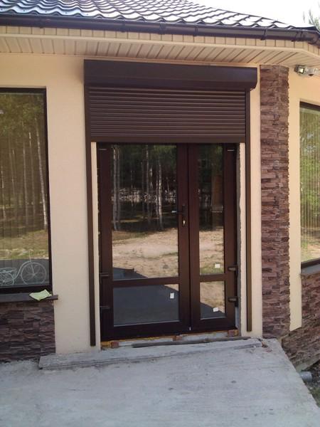 Французские окна и пластиковые двери
