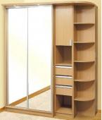 Изготовление шкафов-купе в Рязани