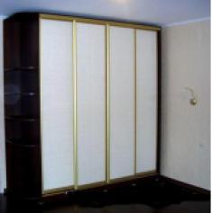 Шкафы-купе любой сложности