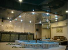 Натяжные потолки из ткани и ПВХ