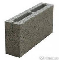 Блок перегородочный пескоцементный