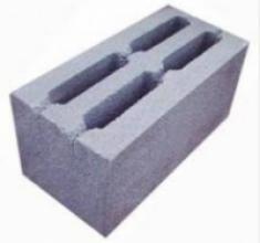 Блок стеновой пескоцементный