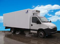 Фургон изотермиеский
