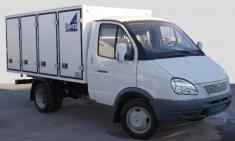Фургон для хлебобулочных изделий вентилируемый