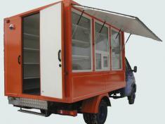 Фургон для торговли