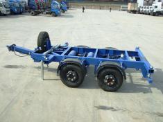 Прицеп для перевозки контейнеров до 3900 кг