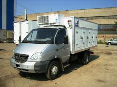 ГАЗ 33106 (Валдай) - мороженица