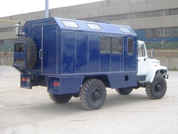 ГАЗ 33081 - МАВР- техпомощь