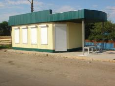 Остановочный комплекс - заказать в Рязани